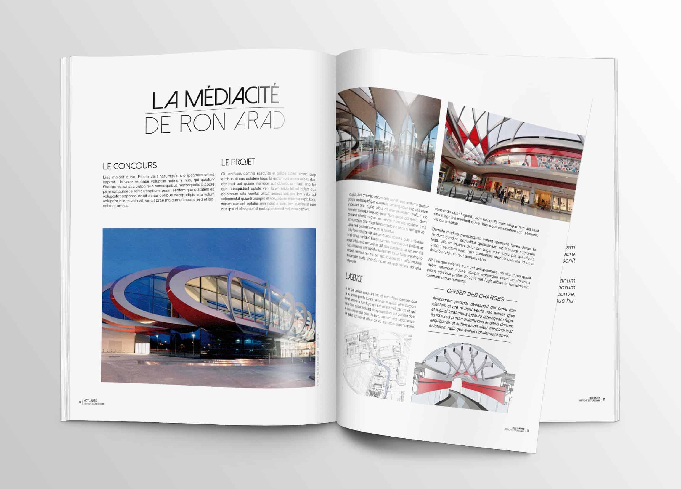 double-pages-magazine-darchitecture-double-page-edition-graphisme-minimaliste
