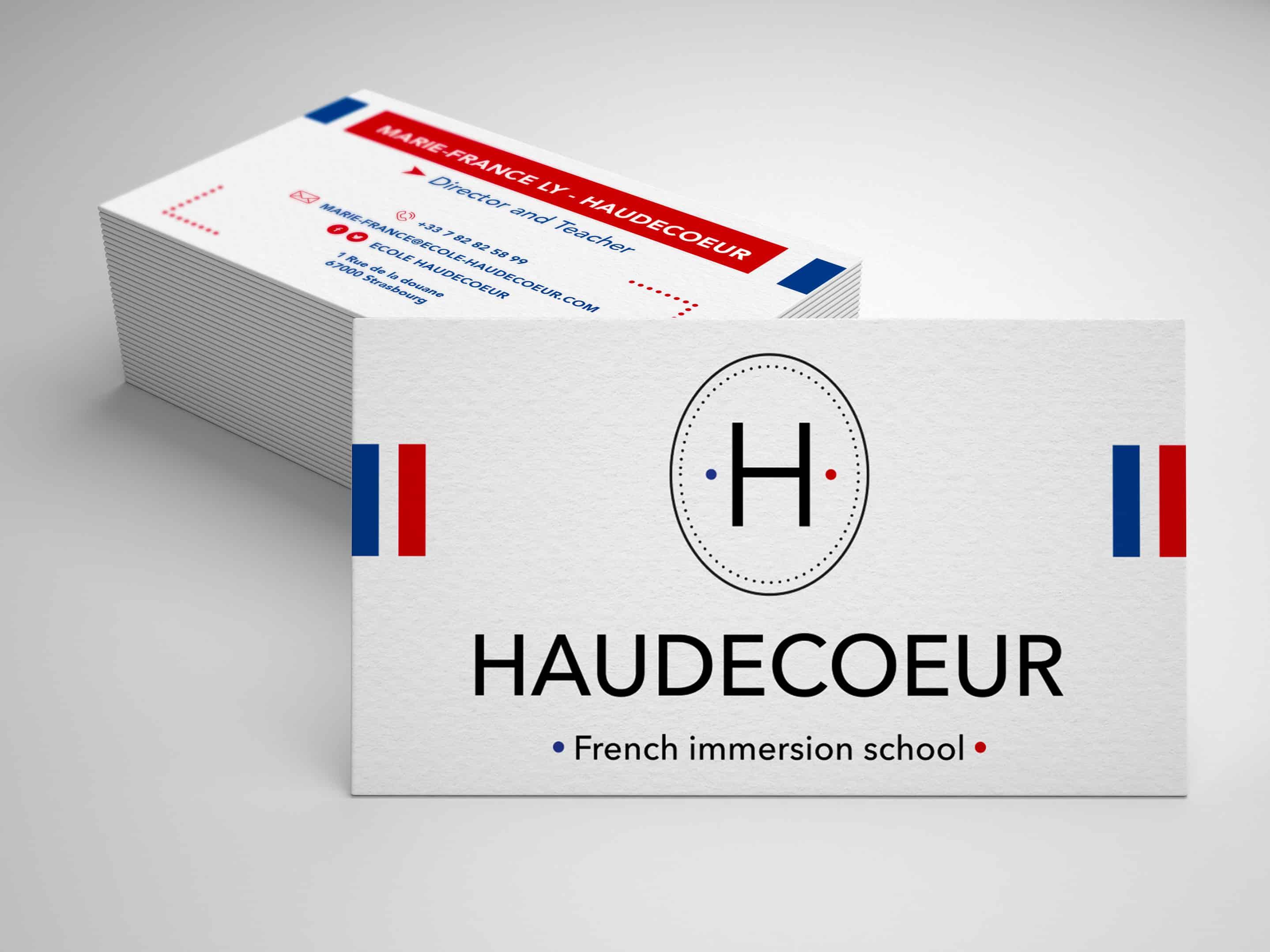carte-de-visite-recto-verso-pour-lecole-de-langue-haudecoeur-sur-strasbourg