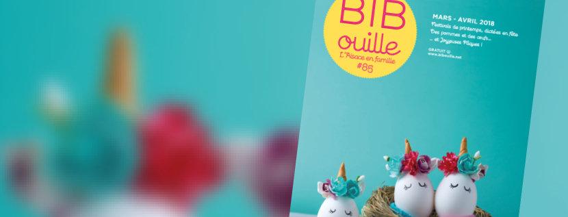 Magazine Bibouille