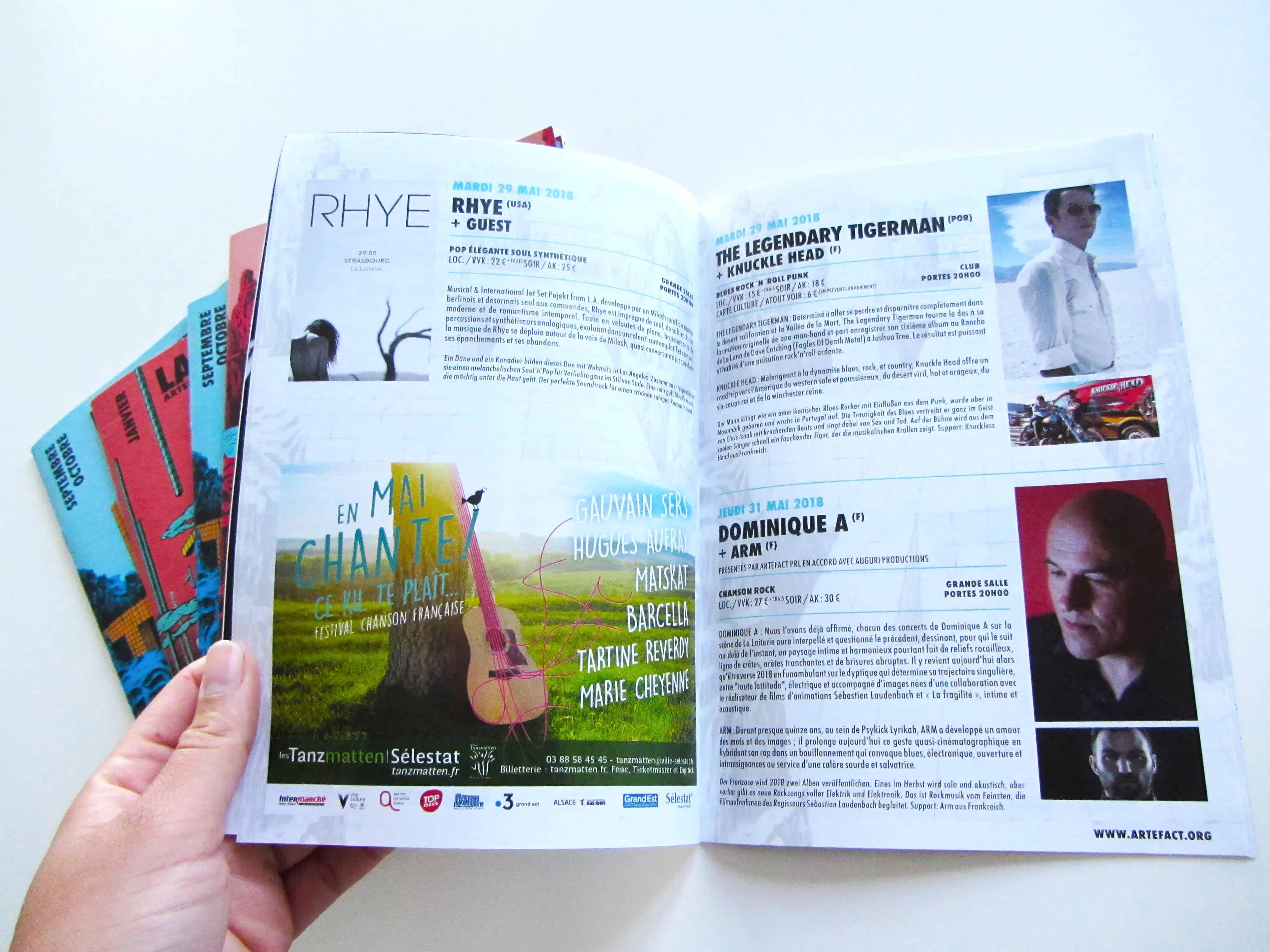 double-page-programme-laiterie-edition-mise-en-page