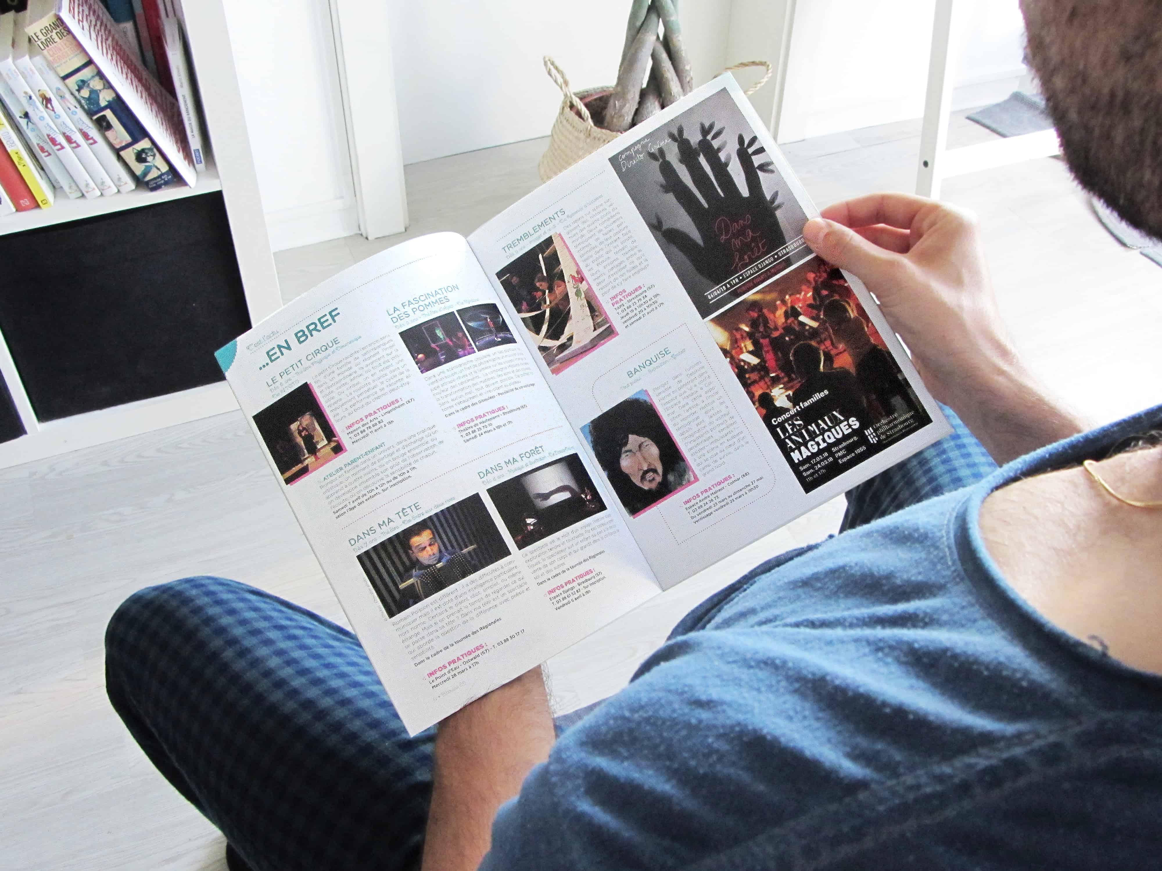 mise-en-page-de-la-rubrique-en-bref-du-magazine-bibouille-destine-aux-famille-edition-en-alsace