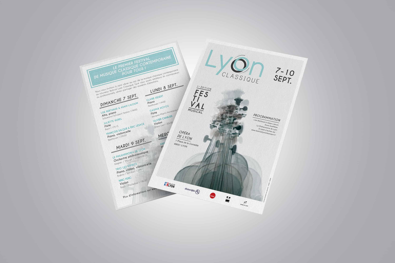 flyer-promotionnelle-recto-verso-pour-le-festival-de-musique-classique-lyon-classique-identite-visuelle