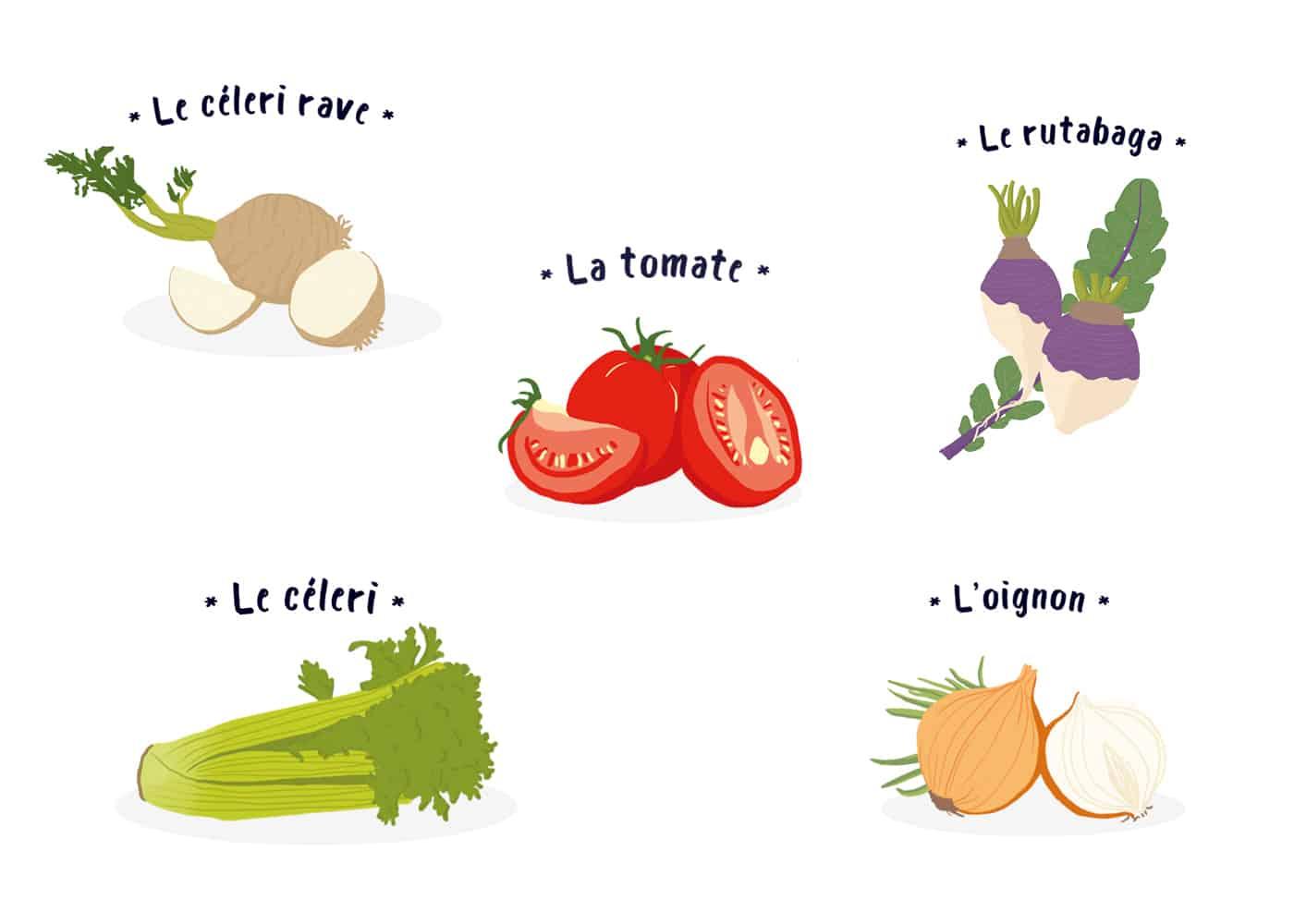 illustration-dessin-de-legume-paru-dans-le-magazine-bibouille