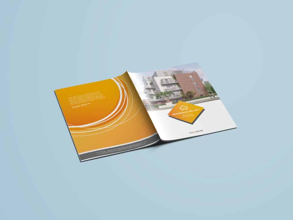 couverture-et-4e-de-couverture-de-la-plaquette-immobiliere-milady-pour-gerancimo-création-et-conception-graphique-edition-publicité-sur-amiens