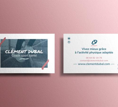 Clément Dubal coach sport santé