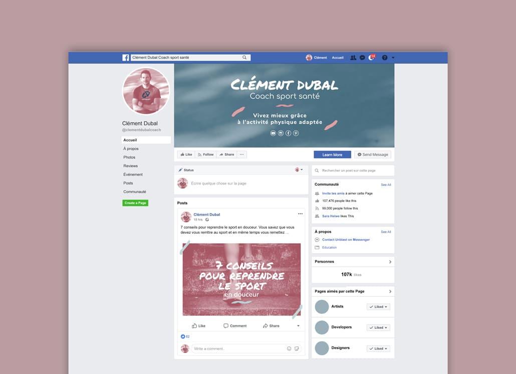 creation-dune-strategie-social-media-et-des-visuel-facebook-pour-clement-dubal-coach-a-strasbourg