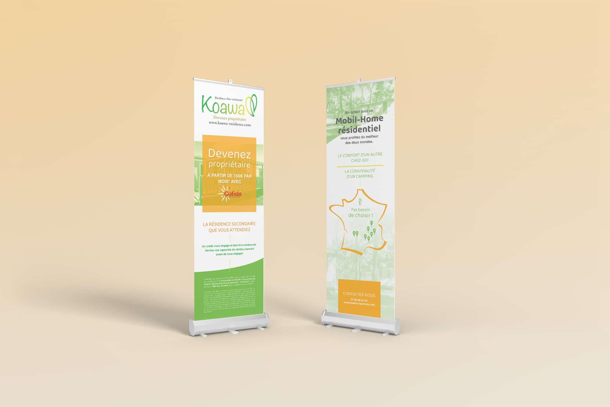 Roll up Koawa – Cofidis
